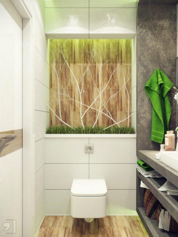 Дизайн ванной комнаты без туалета фото 2018 современные идеи