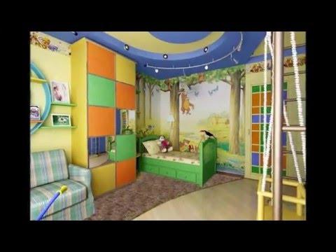 Идеи оформления детской комнаты для мальчика
