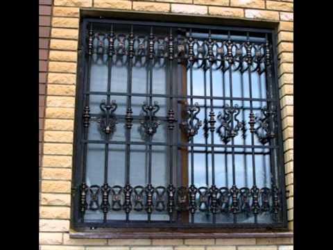 40 дизайнерских решеток на ваши окна