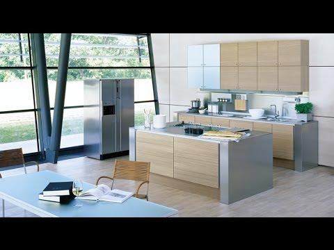 Дизайн кухни совмещенной с гостиной. Проблемы зонирования