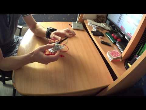 Как найти общую клемму на 2-х клавишном проходном выключателе
