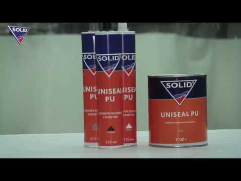 Полиуретановый герметик. Применение