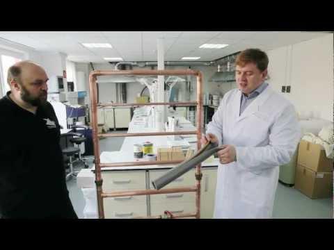 Самоклеящаяся теплоизоляция для труб Energoflex® Super SK
