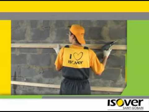 Isover утепление стен.flv