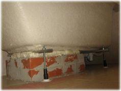 установка акриловой ванны на ножках
