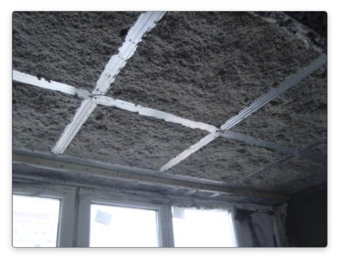 шумоизоляция потолка квартиры своими руками