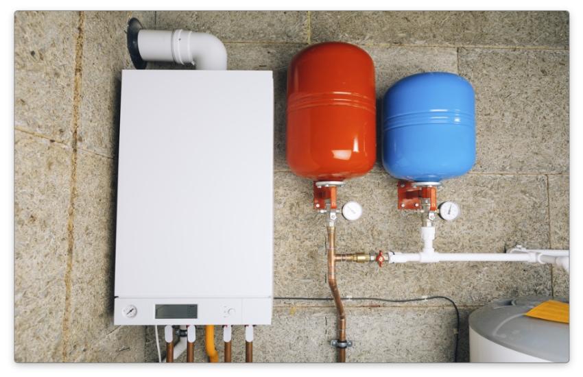 Установка настенного газового котла - соблюдая правила и требования