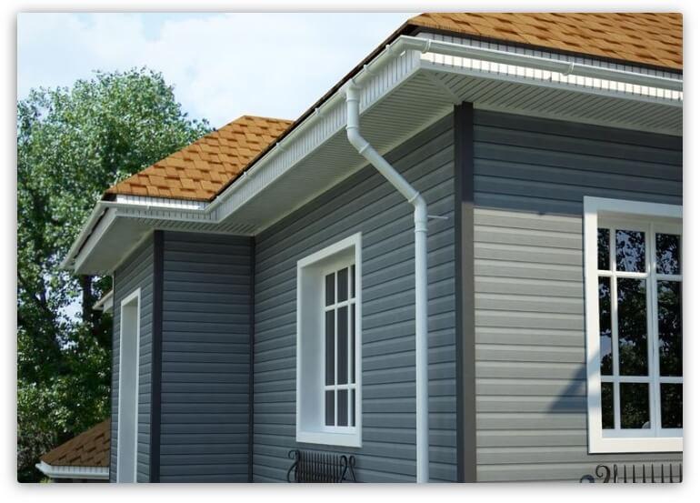 обшить деревянный дом сайдингом