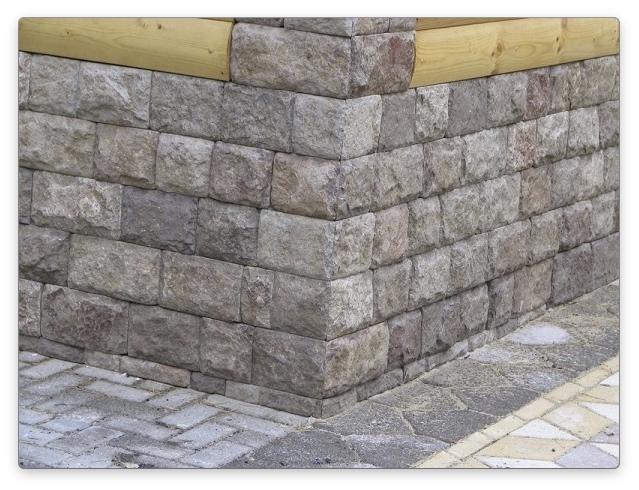отделка натуральным камнем