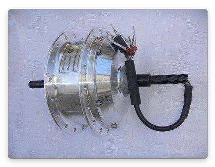 низкооборотный электродвигатель