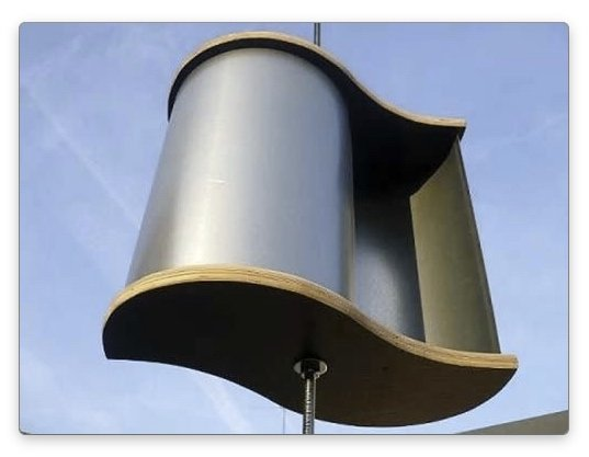 Ветрогениратор вертикальный