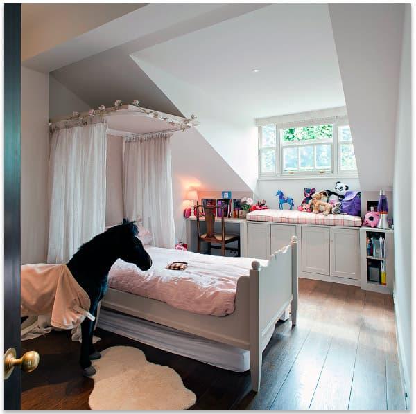 Дизайн детской комнаты для девочки 10 лет