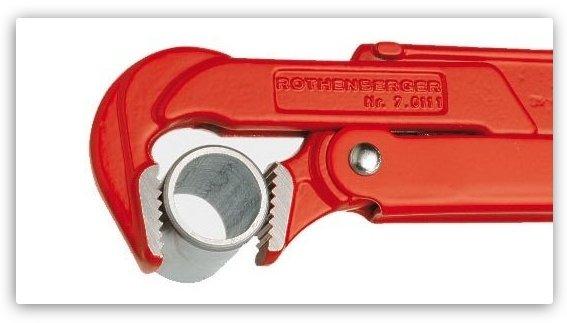 газовый ключ