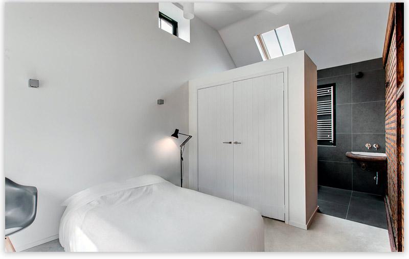 перегородки для зонирования в спальне