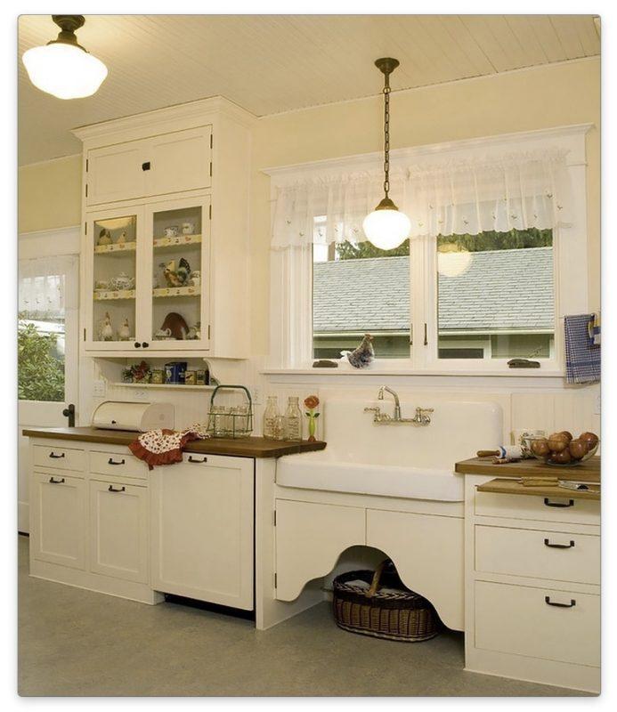 тюль на кухню