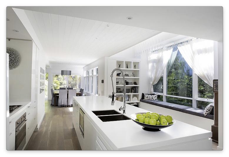 тюли на кухню