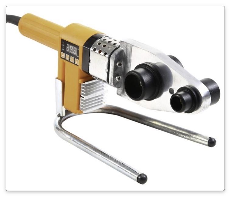 сварочный аппарат для полипропиленовой трубы