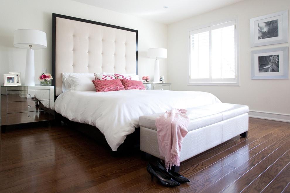 Изголовье кровати - лучшие идеи