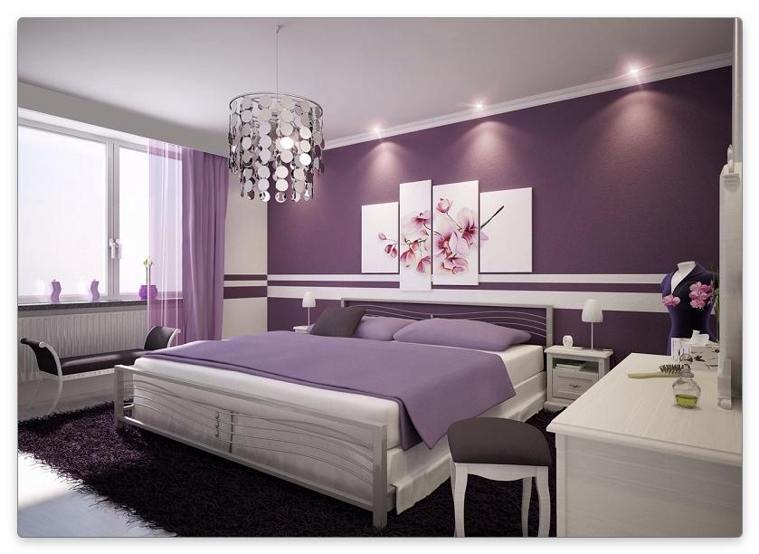 спальни в современном стиле