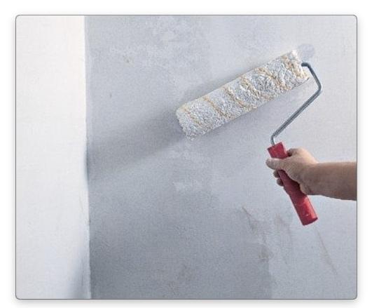 подготовка стены для укладки мозаичной плитки