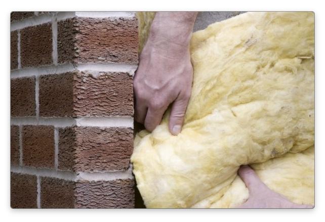 утеплить кирпичную стену популярными теплоизоляторами
