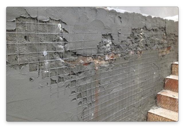утеплить кирпичную стену штукатуркой