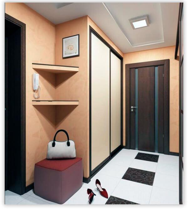 Дизайн прихожей в квартире - интерьеры и идеи + фото