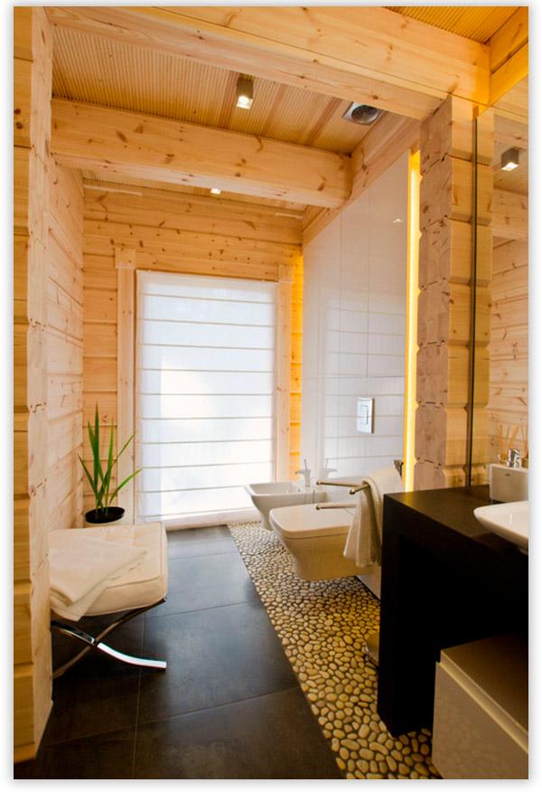 ванная эко стиль