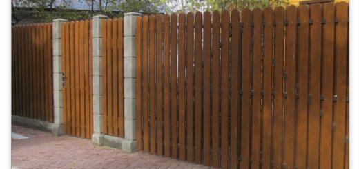 Заборы для частного дома