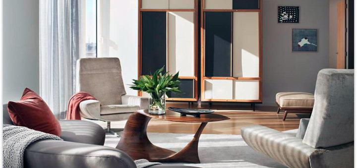 деревяный журнальный столик