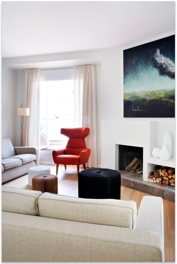 Картина для интерьера в гостиной