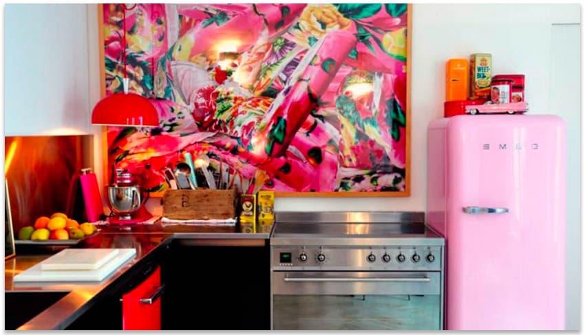 Картина для интерьера в кухне