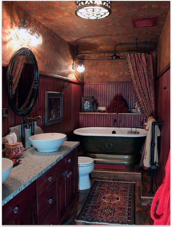 Картина для интерьера в ванную