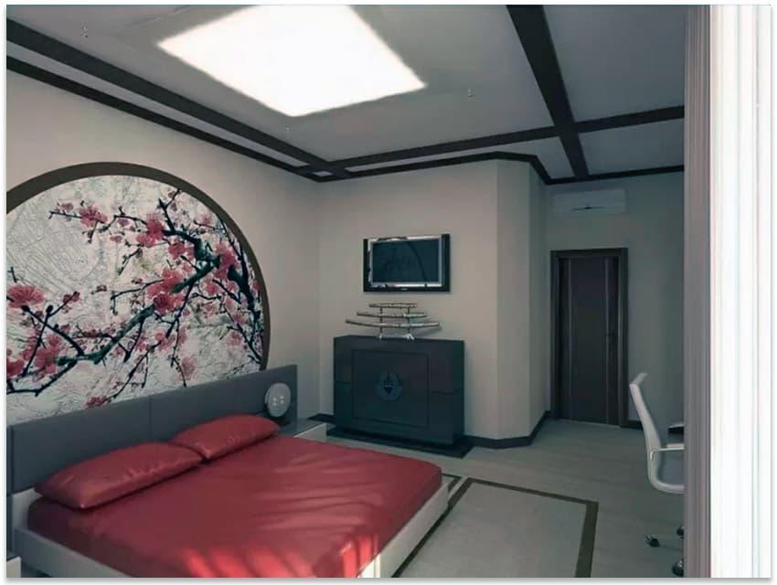 Картина для интерьера в спальне