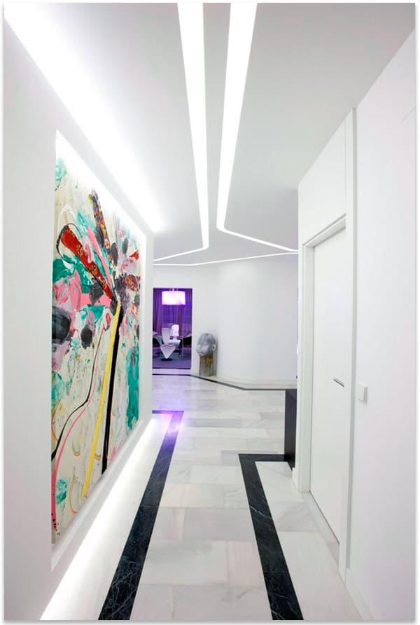 Картина для коридора