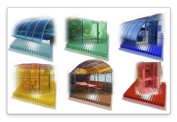 поликарбонатные панели