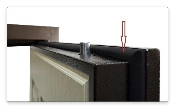 резиновый уплотнитель для дверей