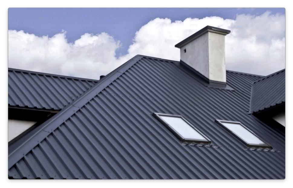 выбор крыши для дома