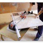 Ручной плиткорез: обзор моделей и тонкости использования