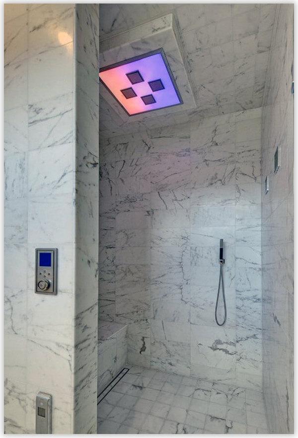плитка для ванной комнаты мрамор
