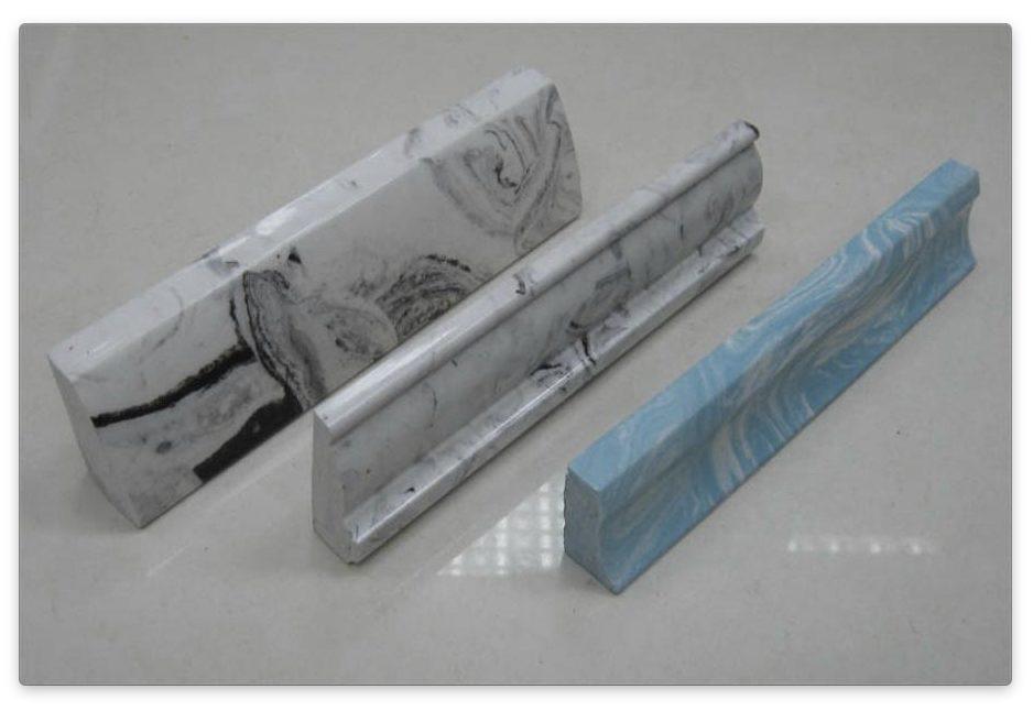 керамические бордюры для ванны
