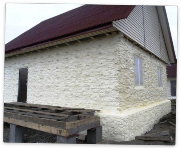 как утеплить деревянный дом пенополиуретаном