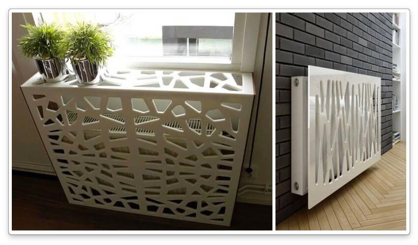 декоративные решетки из пластика