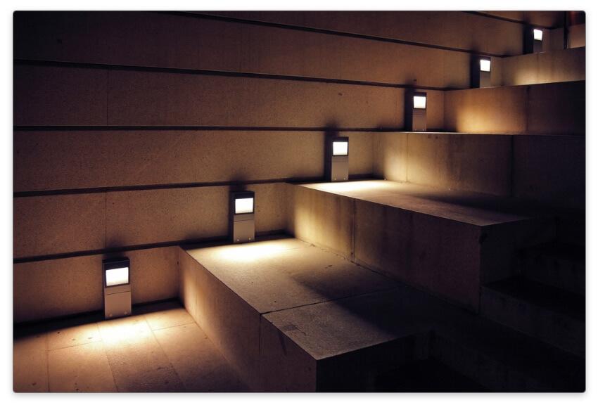Подсветка внутри помещения