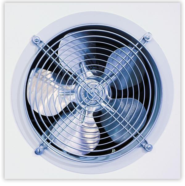 вентилятор для парной