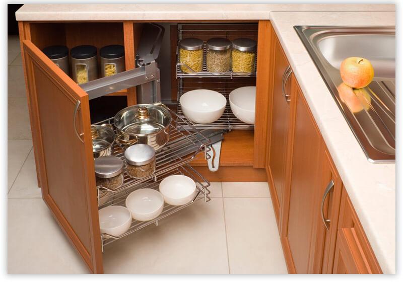 фурнитура кухни