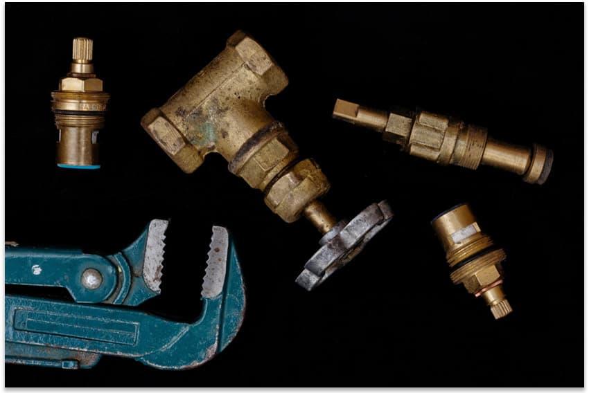 замена и ремонт кран-буксы